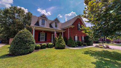 Rockvale Single Family Home For Sale: 1025 John Hood Dr