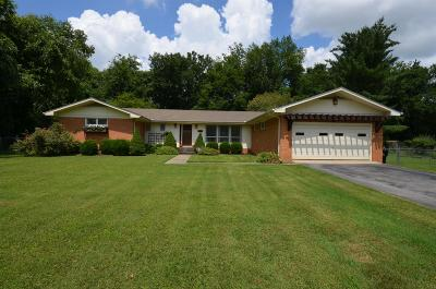 Murfreesboro Single Family Home For Sale: 1207 Raleigh Ct