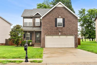 Montgomery Single Family Home For Sale: 2861 Brewster Dr