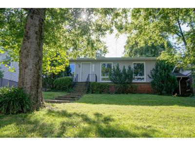 Nashville Single Family Home For Sale: 2106 15th Ave S