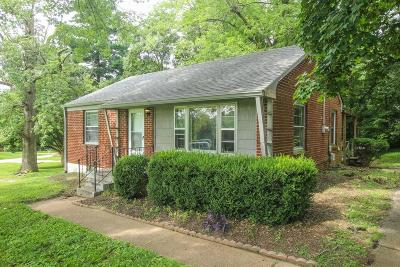 Nashville Single Family Home For Sale: 3133 Cloverwood Dr