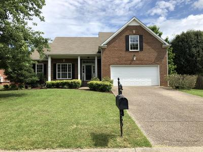 Nashville Single Family Home For Sale: 5557 Traceside Dr