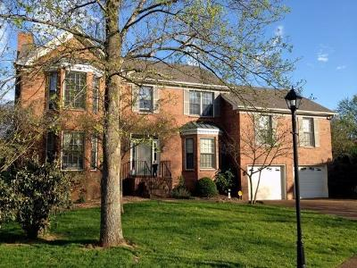 Nashville Single Family Home For Sale: 216 Claytie Ct