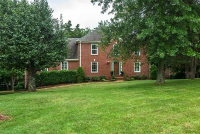 Brentwood TN Single Family Home For Sale: $490,000