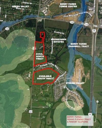 Franklin Residential Lots & Land Active Under Contract: 1445 Lewisburg Pike