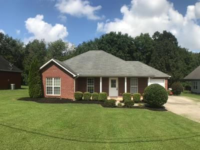 La Vergne Single Family Home For Sale: 608 Butternut Trce
