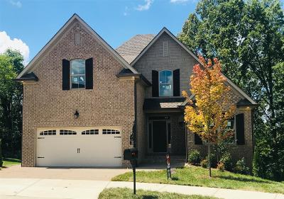 Hendersonville Single Family Home For Sale: 212 Lotus Court