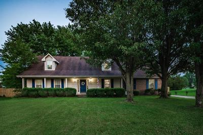 Clarksville Single Family Home For Sale: 1964 Stepford Dr