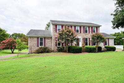Gallatin Single Family Home For Sale: 681 Bay Point Dr