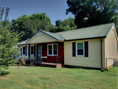 Smyrna Single Family Home For Sale: 690 Baker Rd