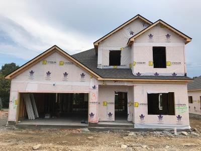 Smyrna Single Family Home For Sale: 5723 Hidden Creek