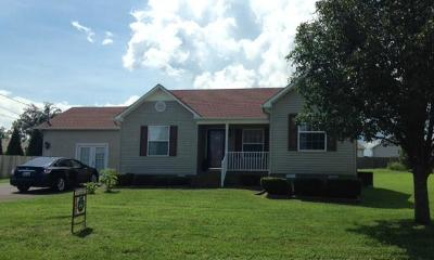 Columbia  Single Family Home For Sale: 533 Winning Dr