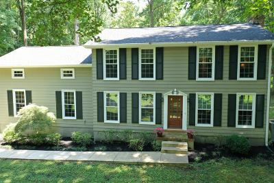 Hendersonville Single Family Home For Sale: 114 Woodvale Drive
