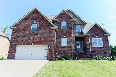 Smyrna Single Family Home For Sale: 308 Bonifay Dr