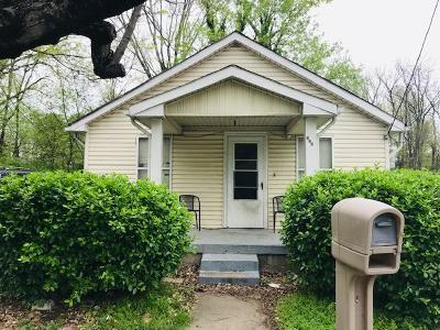 Franklin Single Family Home For Sale: 236 Natchez St