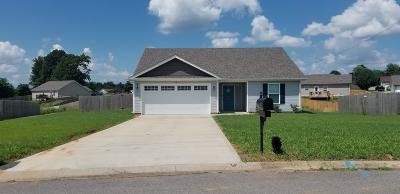 Oak Grove Single Family Home For Sale: 116 Bob White Trail