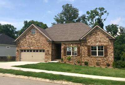 Lebanon Single Family Home For Sale: 803 Tanager Pl (Lot 117)