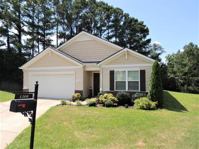 Columbia  Single Family Home For Sale: 1208 Oxford Village Cv