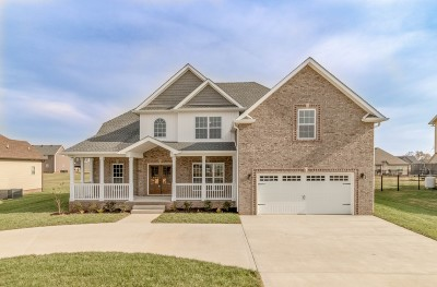 Clarksville Single Family Home For Sale: 199 Wellington Fields