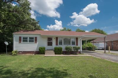 Wilson County Single Family Home For Sale: 111 Oak St