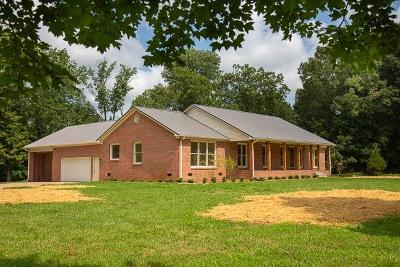Single Family Home For Sale: 1819 Barker Rd