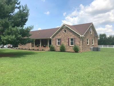 Murfreesboro Single Family Home For Sale: 927 Deer Run Rd