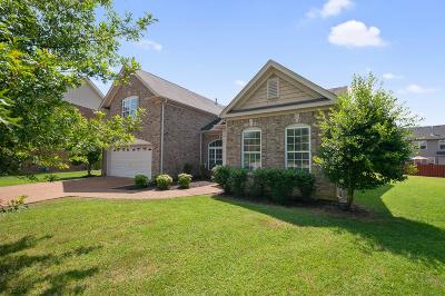 Mount Juliet TN Single Family Home For Sale: $360,000