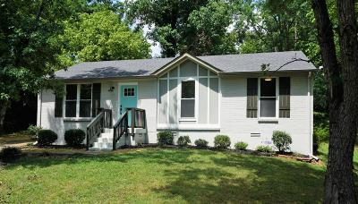 Nashville Single Family Home For Sale: 5072 N Hilson Dr