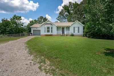 Woodlawn Single Family Home For Sale: 2955 Charlie Sleigh Road