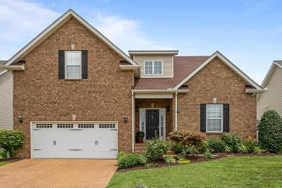 Spring Hill Single Family Home Active Under Contract: 5013 Norman Way