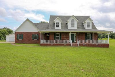 Murfreesboro Single Family Home For Sale: 3542 Bradyville Pike