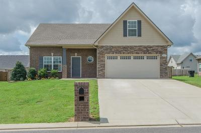 Murfreesboro Single Family Home For Sale: 4727 Beryl Dr