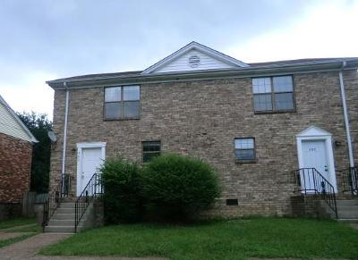 Nashville Rental For Rent: 402 Clearwater Drive
