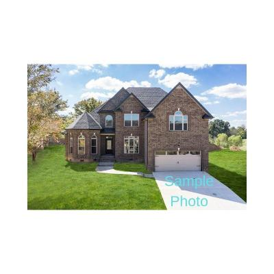 Clarksville Single Family Home For Sale: 255 Farmington