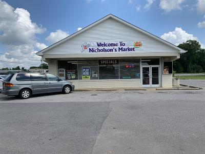 Clarksville Commercial For Sale: 3151 Highway 41a S