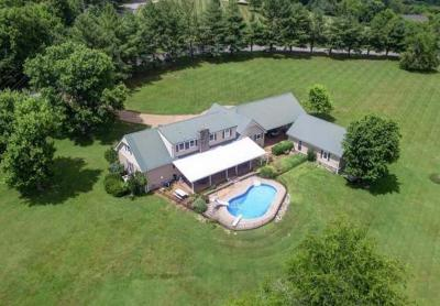 Gallatin Single Family Home For Sale: 1401 Gibbs Ln.