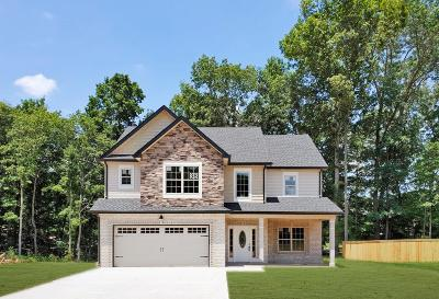 Single Family Home For Sale: 386 Rye Dr