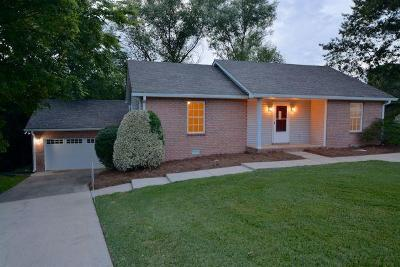 Sumner County Single Family Home Active Under Contract: 1224 Langwood Ct