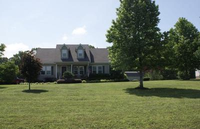 Dickson Single Family Home For Sale: 968 Hargrove Rd