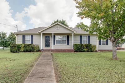 Murfreesboro Single Family Home Active Under Contract: 2619 Lincoya Dr