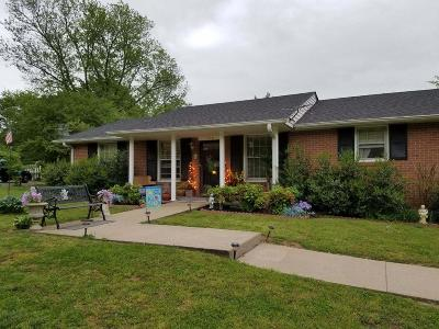 Hendersonville Single Family Home For Sale: 132 Colonial Dr