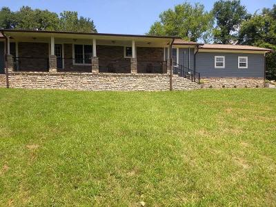 Maury County Single Family Home For Sale: 1154 Lofton Rd