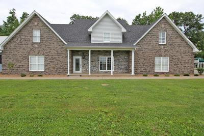 Cross Plains Single Family Home For Sale: 4845 Starks Rd
