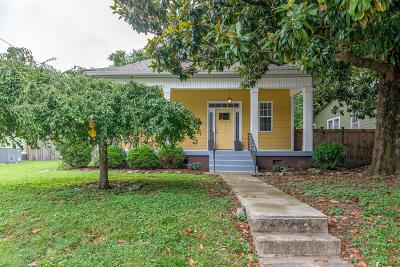Nashville Single Family Home Active Under Contract: 1123 Pennock Ave