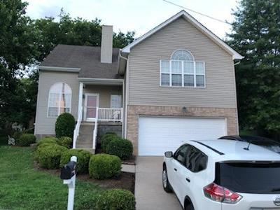 Goodlettsville Single Family Home For Sale: 3001 Creekview Ln