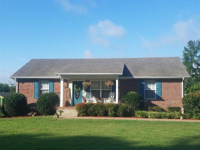 Sumner County Single Family Home Active Under Contract: 373 N Harris Rd