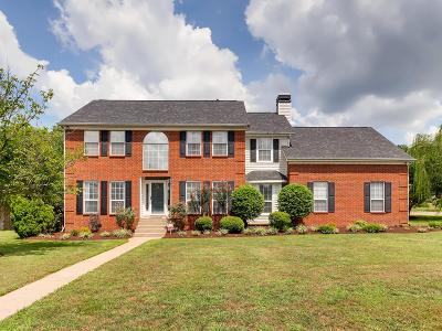 Wilson County Single Family Home For Sale: 4728 Hunters Crossing Dr