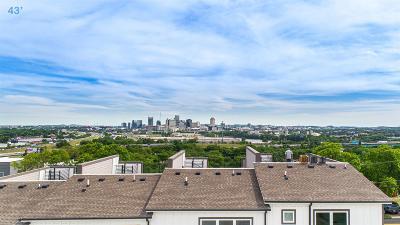 Nashville Single Family Home For Sale: 99 Fern Ave