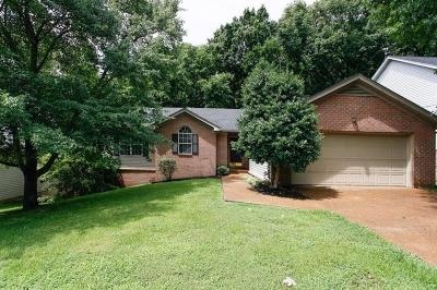 Nashville Rental For Rent: 924 Fallview Trail