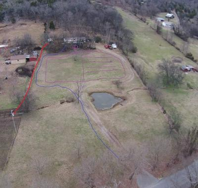 College Grove Residential Lots & Land For Sale: 6877 Pulltight Hill Rd